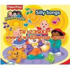 Little People Fisher Price Songs 費雪Fisher 6CD 共6張